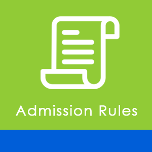 Admission-rules